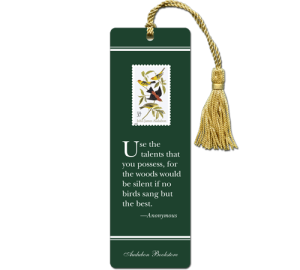 Personalized Bookmark Example