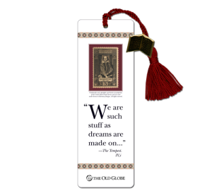 Shakespeare Quote Bookmark Example