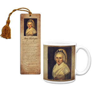Custom bookmark and mug
