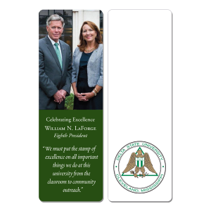 Delata State personalized bookmarks