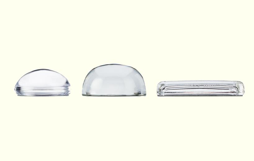 Custom Paperweights - Glass