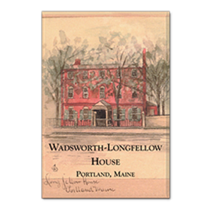 Wadsworth-Longfellow House on magnet