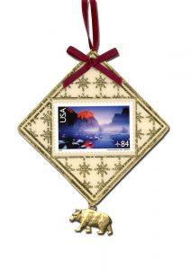 custom ornament - Yosemite