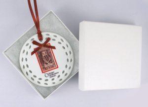 Gift box for custom Ornaments