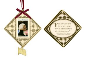 Personalized laminated ornament