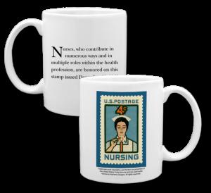 Custom Nursing Coffee Mug - Made in USA