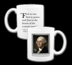 George Washington Coffee Mug Example