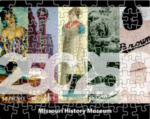 Custom Logo Jigsaw Puzzle