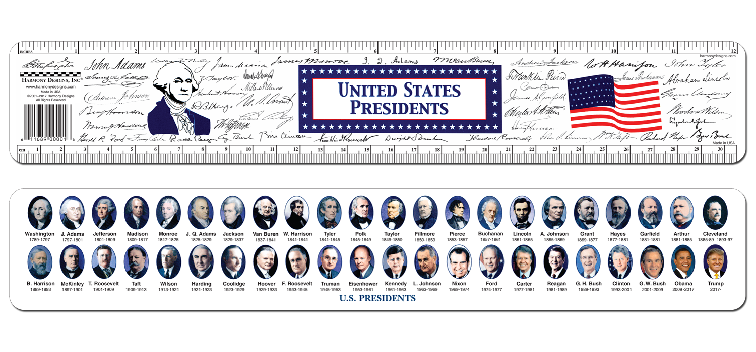 Presidents Rulers Personalized Presidents Rulers