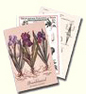 custom flower postcards
