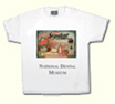 custom art on t-shirt