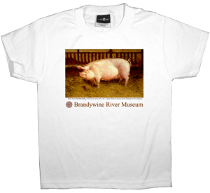 custom pig t-shirt