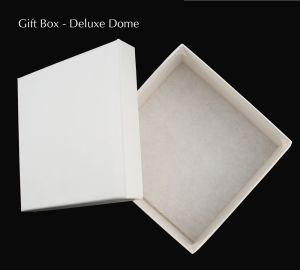 Gift Box  for Deluxe Crystal Dome Paperweight