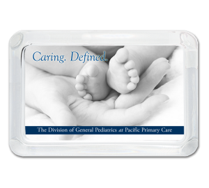 Donor recognition - Health Care Paperweight