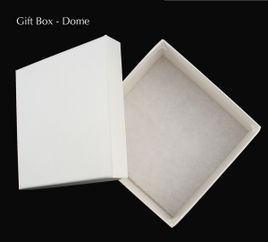 Gift Box for Custom Dome Paperweights