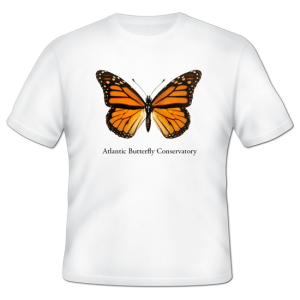 Custom T-Shirt - High Quality - Monarch butterfly