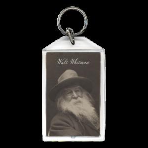Personalized portrait acrylic keychain