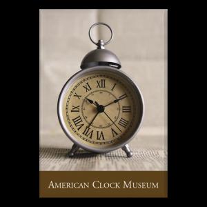 Custom Museum Magnet - Clock