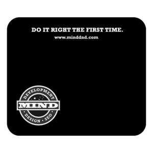 Custom Mousepad with logo