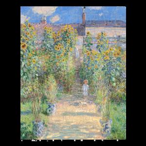 Custom Printed Jigsaw Puzzles - Impressionist art