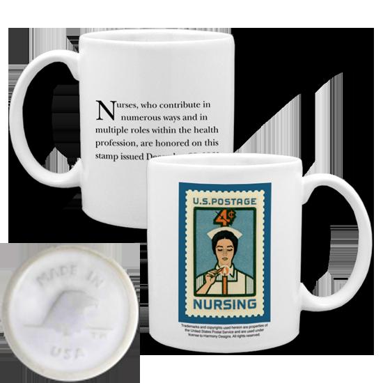 Made in USA nursing mug