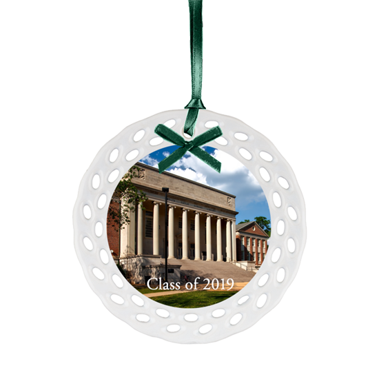 Custom Ceramic Christmas Ornaments - Bulk