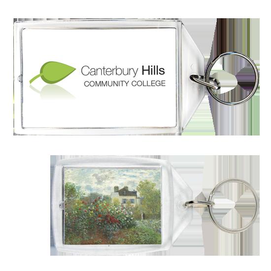 Customized Acrylic Keychains | Personalized Keychains | Logo KC