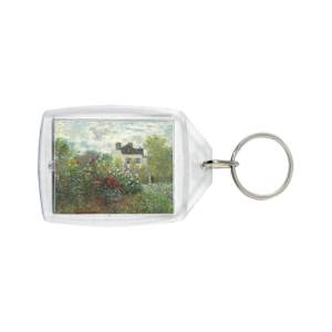 Customized Acrylic Keychain - Small keychain with art