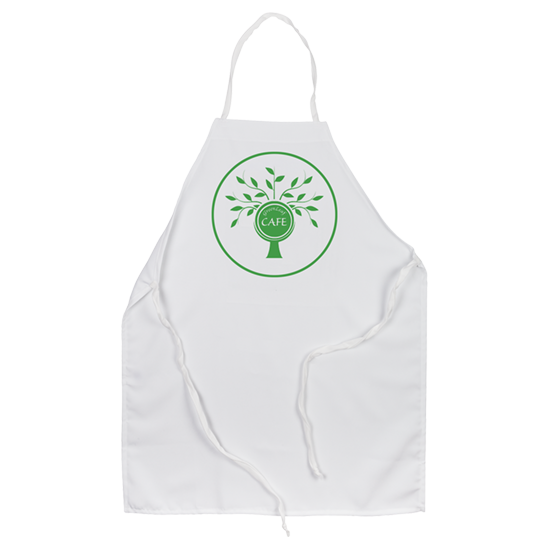 custom chef apron - Logo