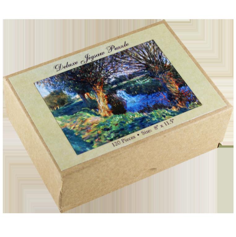 Kraft Puzzle Box Example